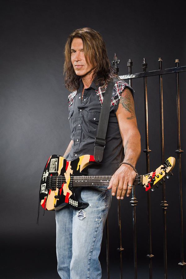 JoeDolanPr - George Lynch