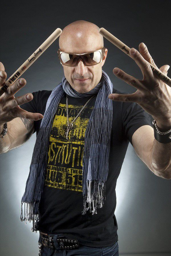 JoeDolanPR - Kenny Aronoff - World Renowned Drummer